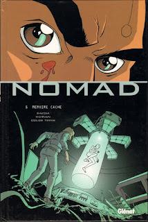 Nomad Tome 5 editions Glénat