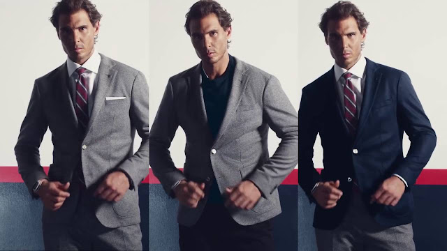 Tommy Hilfiger repite con Nadal