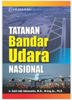 Jual Tatanan Bandar Udara Nasional - DISTRIBUTOR BUKU YOGYA | Tokopedia: