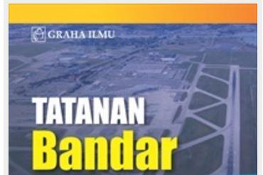 Jual Tatanan Bandar Udara Nasional - DISTRIBUTOR BUKU YOGYA | Tokopedia