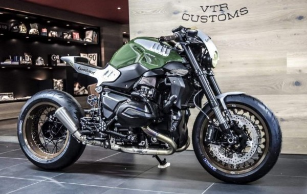 BMW R 1200 R 12 Goodwood by VTR Customs