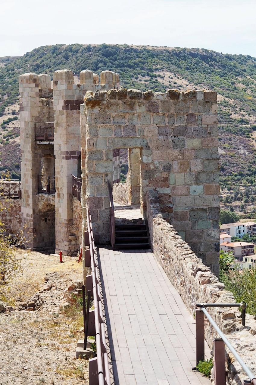 "Rundgang ""Castello Malaspina"""