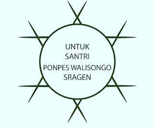 Pondok Pesantren Terbesar di Sragen-Ponpes Walisongo