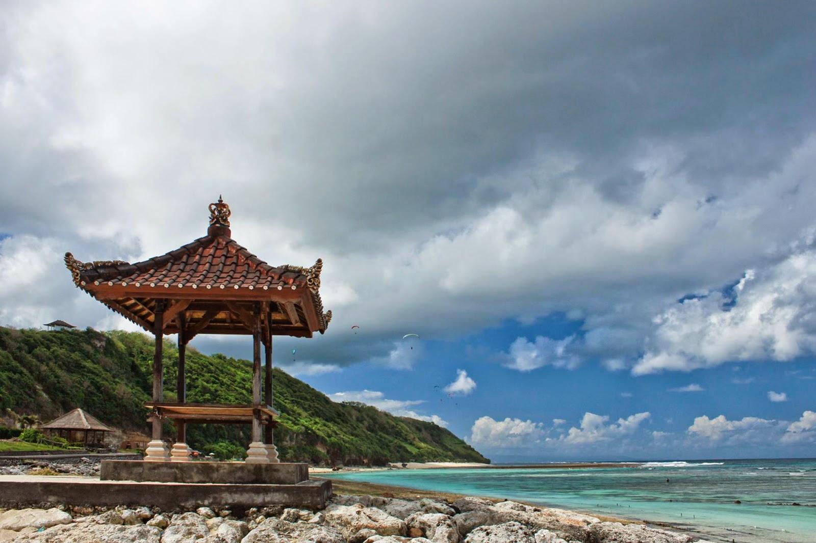Image result for Pantai pandawa