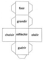 المجموعة الثانية من الافعال الفرنسية. .les verbe du 2ème groupe