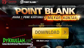 Download Game Online Point Blank Garena Terbaru