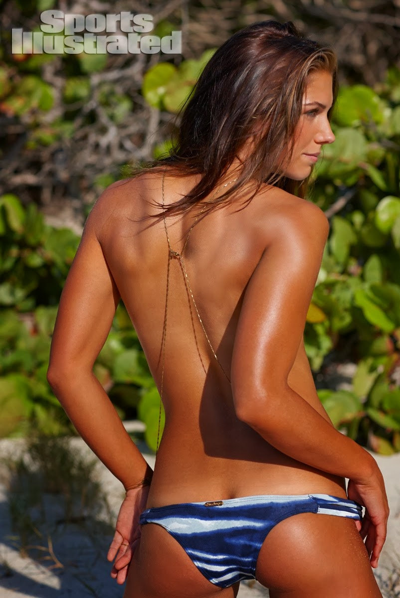 Sexy sports illustrated butt