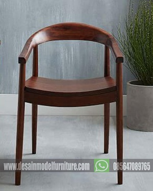 Kursi teras kayu jati minimalis modern paling murah