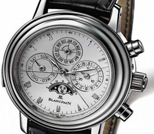 Blancpain 1735 Grande Complication  $800,000 [www.zainsbaba.com]