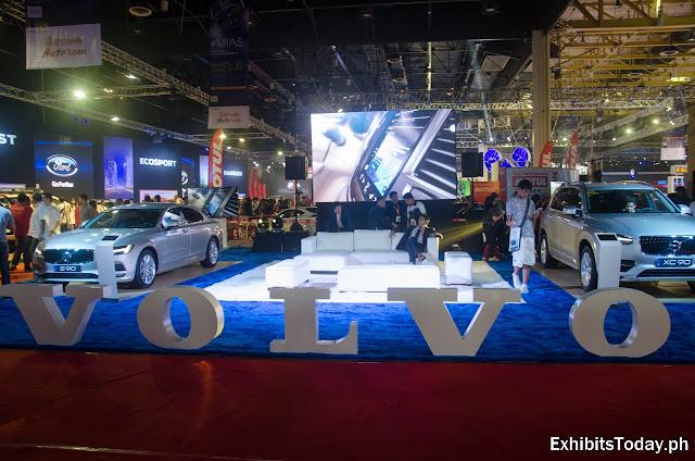 Volvo Philippines Pavilion