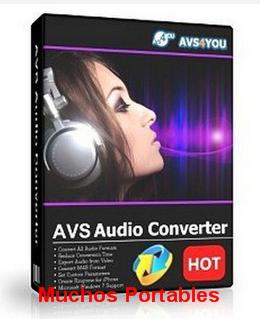 AVS Audio Converter Portable