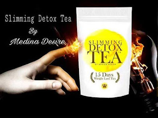 SLIMMING & DETOX TEA