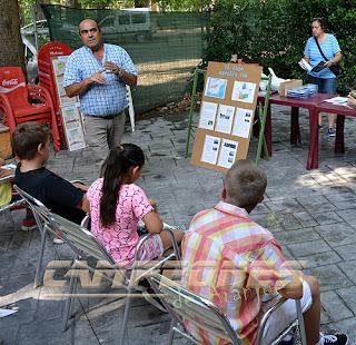 Escuela de Pesca Infantil Aranjuez