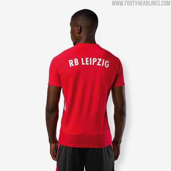 Sortie du quatrième kit 20-21 de Leipzig  - Championnat d'Europe de Football 2020
