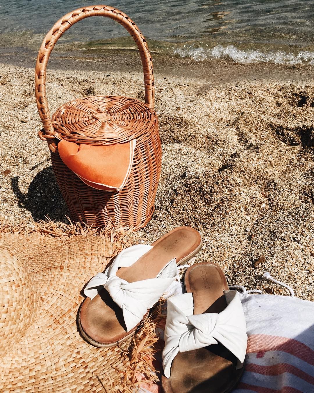 пляжные принадлежности мода