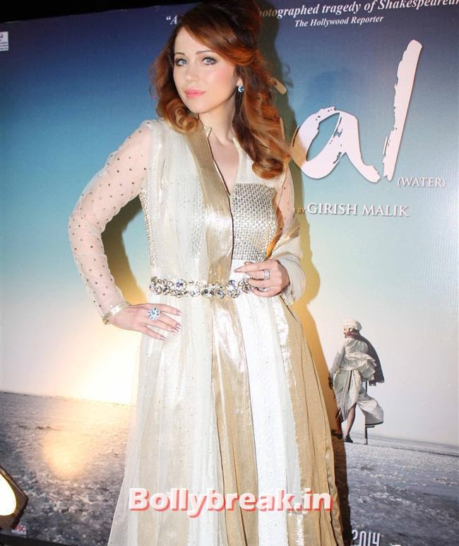 Saidah Jules, Jal Movie Music Launch Pics