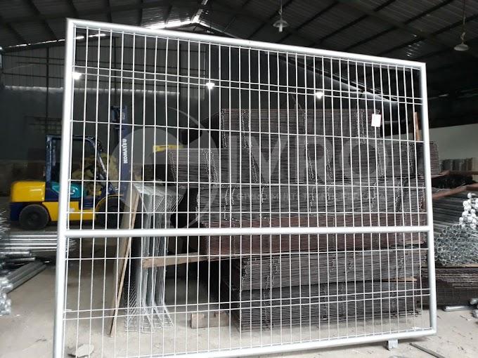 Distributor Pintu Pagar BRC Ready Stock Harga Pabrik Pengiriman Keseluruh Wilayah Indonesia