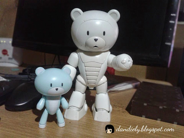 HGBF Beargguy F (Family) and Puchigguy