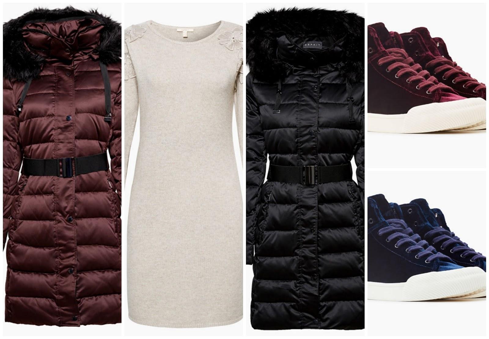 autumn winter fashion form esprit