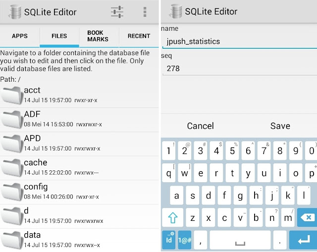 Download SQLite Editor APK 1