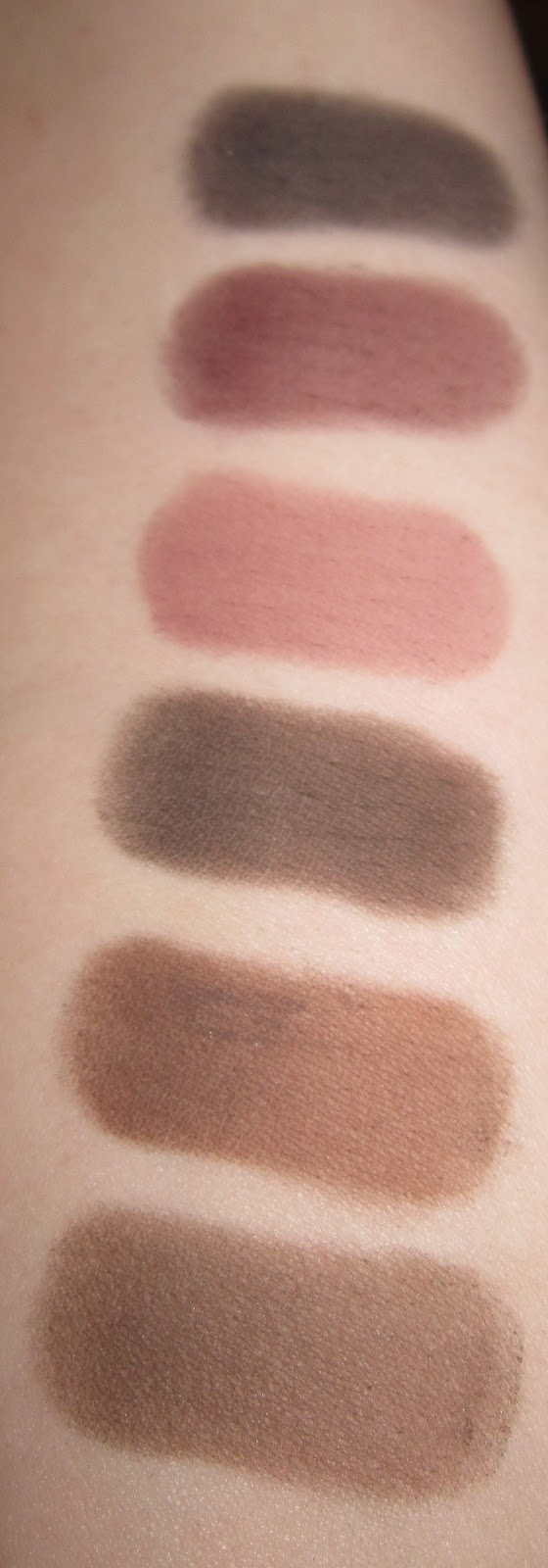 Natural Lip Colour Palette by Ben Nye #10