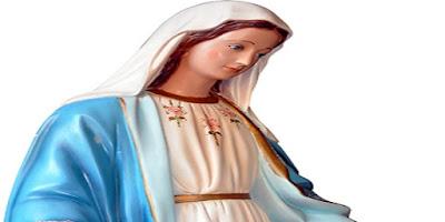 imagem de Nossa Senhora das Graças