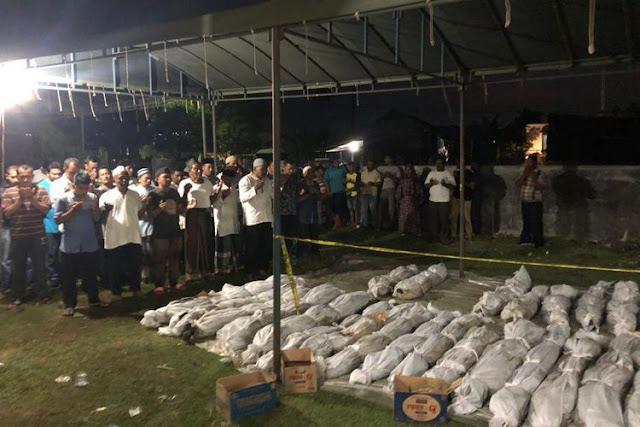 Subhanallah, 45 Jenazah Korban Gempa dan Tsunami 14 Tahun Silam Ditemukan Lagi