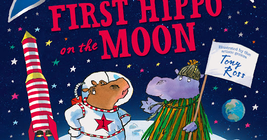 The First Hippo on the Moon comes to Bromley