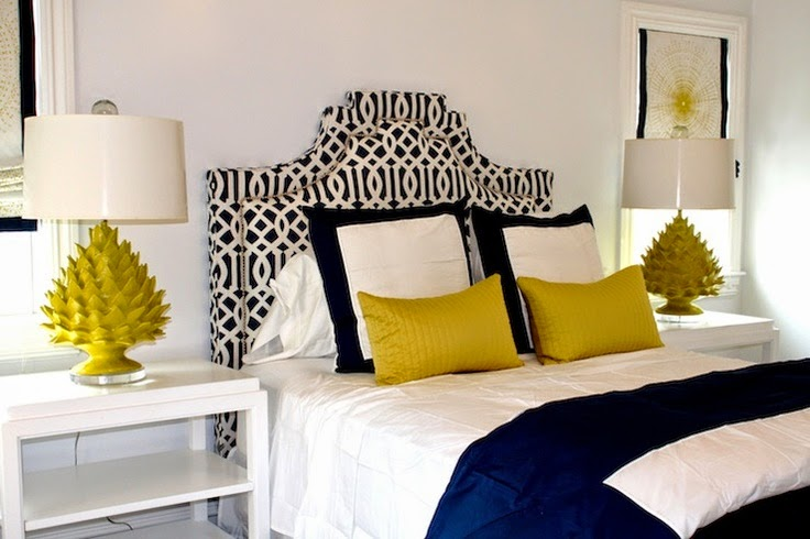 Black White And Yellow Bedroom Ideas 3 New Inspiration Design