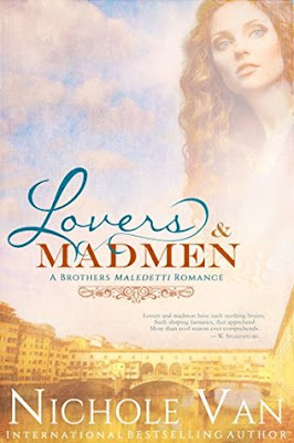 Heidi Reads... Lovers and Madmen by Nichole Van