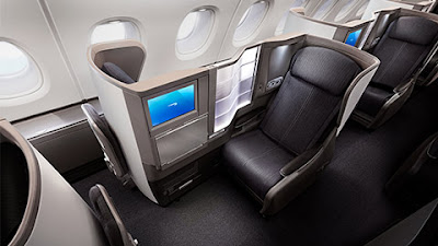 British Airways Clase Business