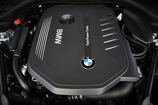 2017 BMW 530i, 540i New Four and Six-Cylinder Gasoline Engines