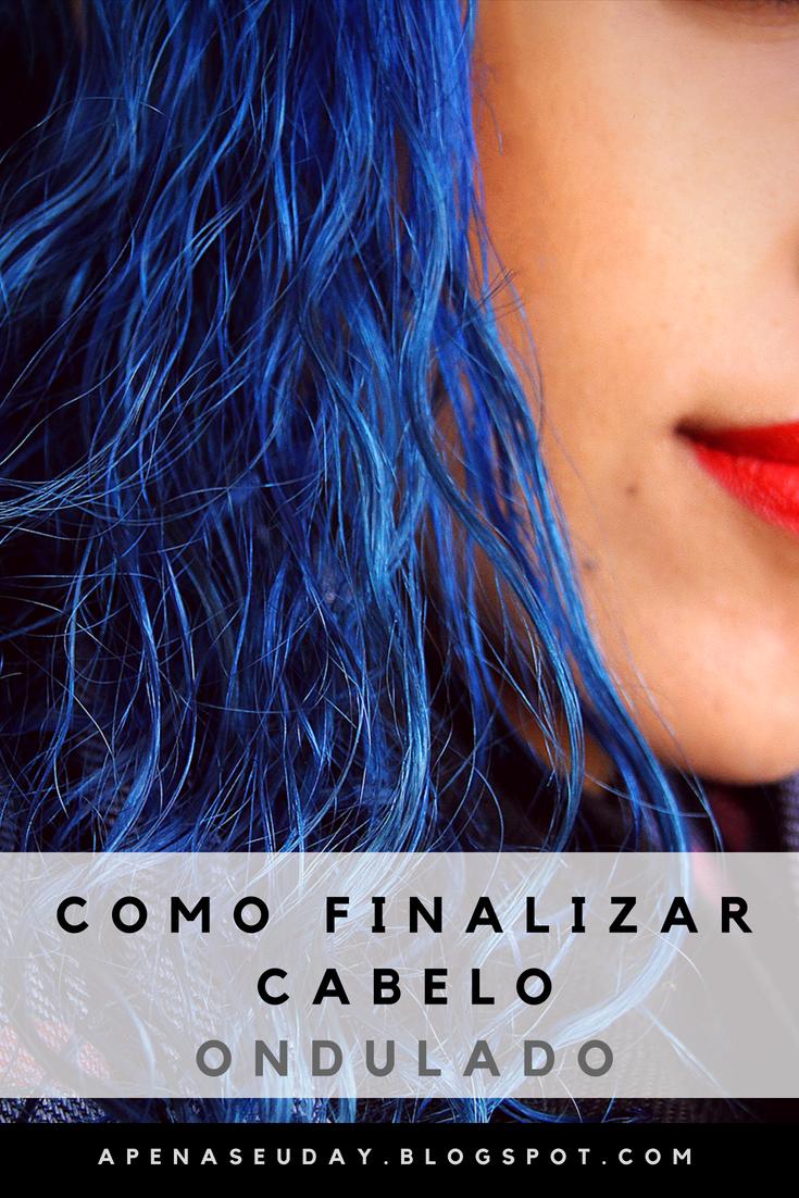 Saiba como finalizar cabelos ondulados de uma forma simples e prática com produtos excelentes e ótimo preço. Acesse agora!