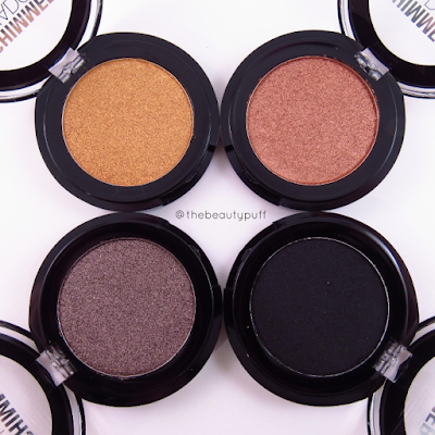 city color shimmer shadows neutral - the beauty puff