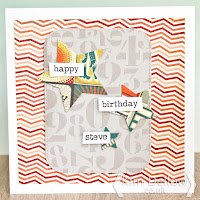 Favourite design elements in cardmaking by Kim Dellow