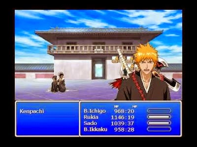 Game Anime Bleach - Free Download Game Gratis