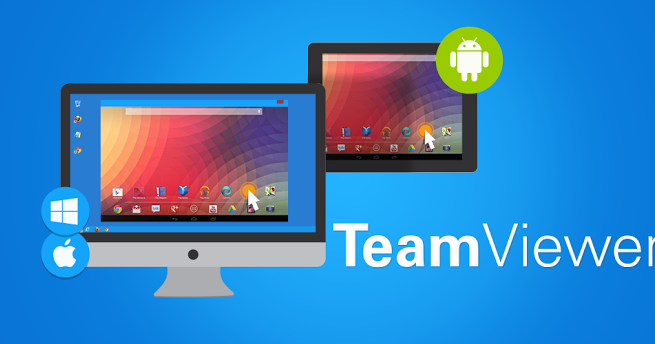 تحميل برنامج teamviewer مجانا
