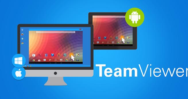 teamviewer 11 تحميل برنامج