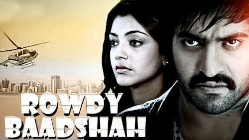 Poster Of Rowdy Baadshah (2013) Full Movie Hindi Dubbed Free Download Watch Online At worldfree4u.com