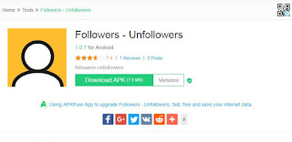 aplikasi Followers Unfollowers
