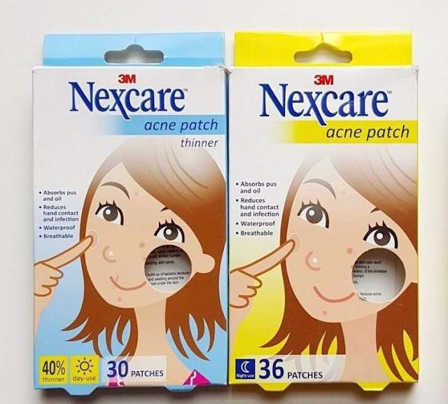 Acne patch - Cara mudah untuk hilangkan jerawat