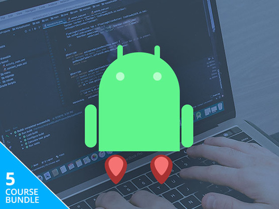 Android Jetpack & App Development Certification Course Bundle Discount