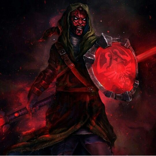 Guerreiro medieval sith