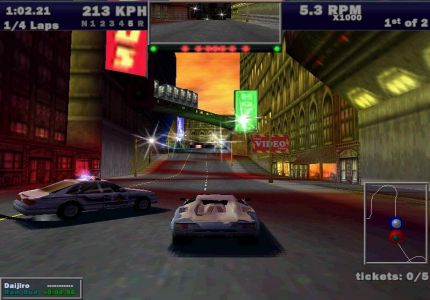 Need For Speed 3 Hot Pursuit 1998 Free Download For PC
