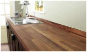 Kayu Keras Seperti Maple Dan Jati Biasanya Banyak Dijadikan Sebagai Permukaan Meja Dapur Countertop Jenis Ini Sangat Bagus Digunakan Untuk