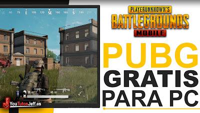Descargar PUBG Mobile para PC 2019 Gratis Español