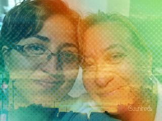 Con mi mami ♥