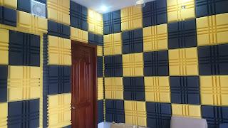 phòng cách âm karaoke