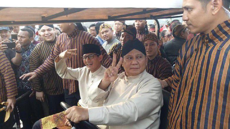 Soal Kampanye Pilpres Pesan Prabowo Yang Damai Ya