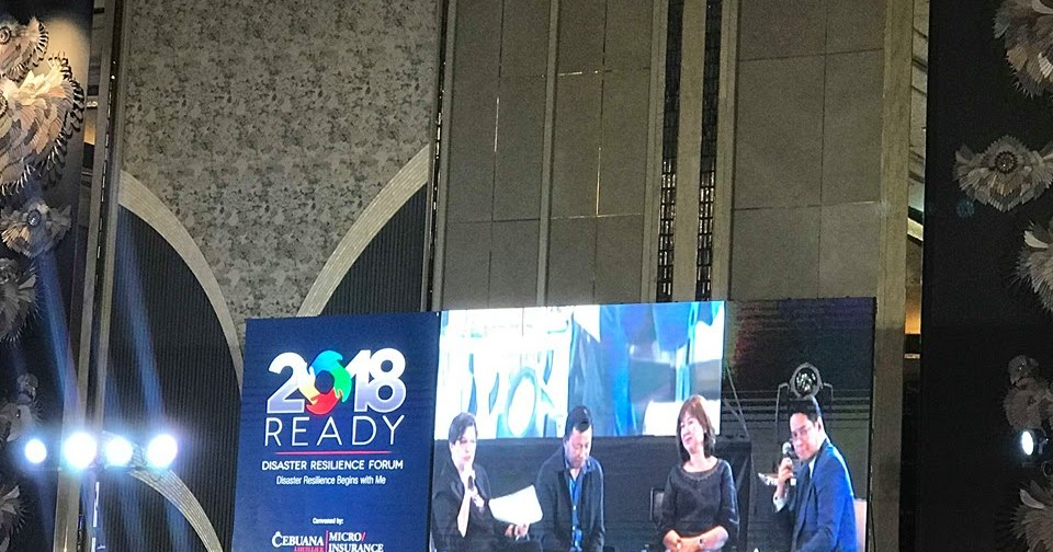 dc18c7d2 Lemon GreenTea: Take on a more proactive role in building disaster  resilient communities through '2018 READY Disaster Resilience Forum  Disaster Resilience ...